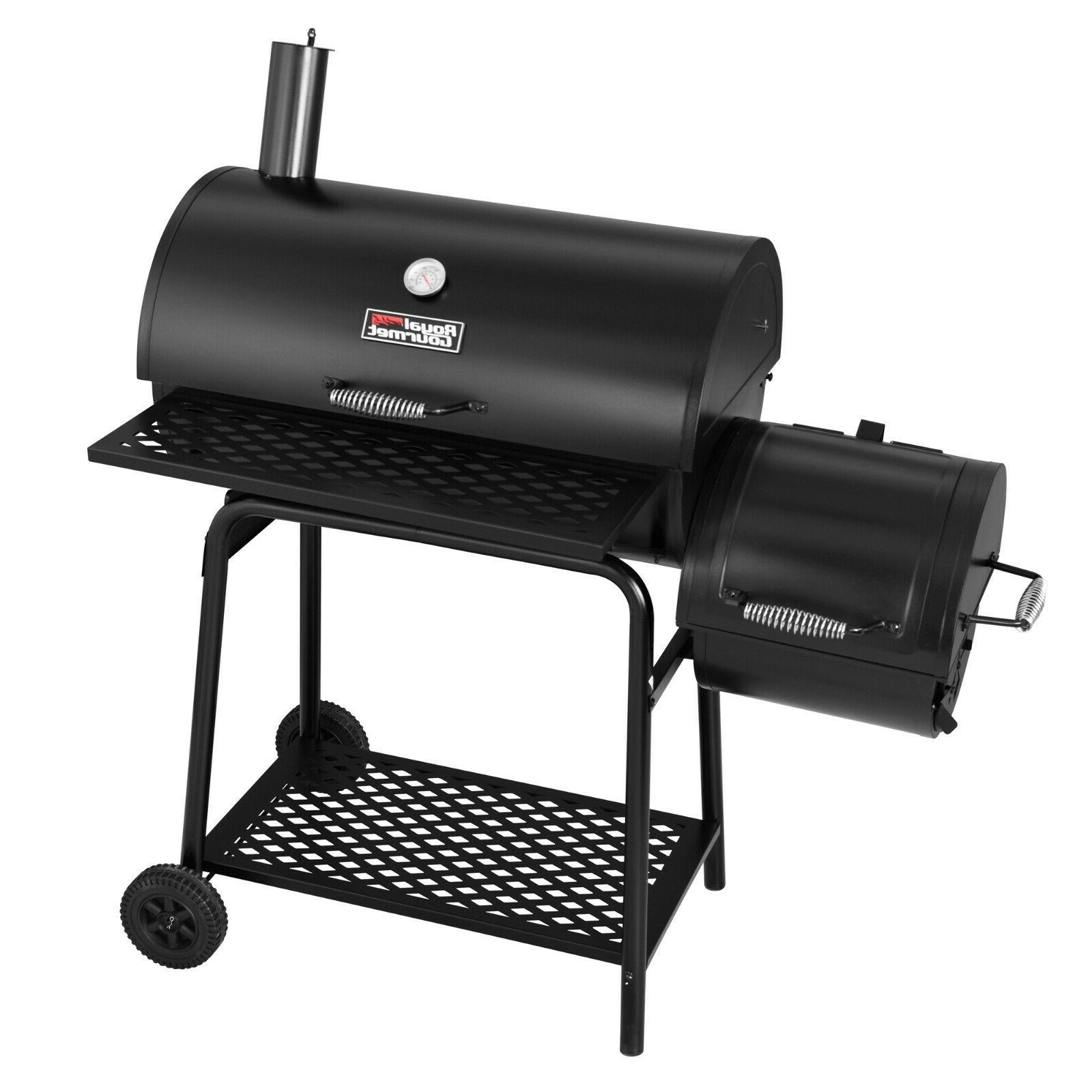 bbq barbecue smoker charcoal portable