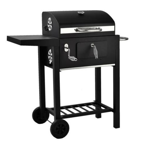 BBQ Charcoal Backyard Barbecue Cooking Portable
