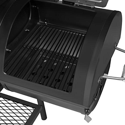 Royal Gourmet Grill with Offset 30'' Paint Not