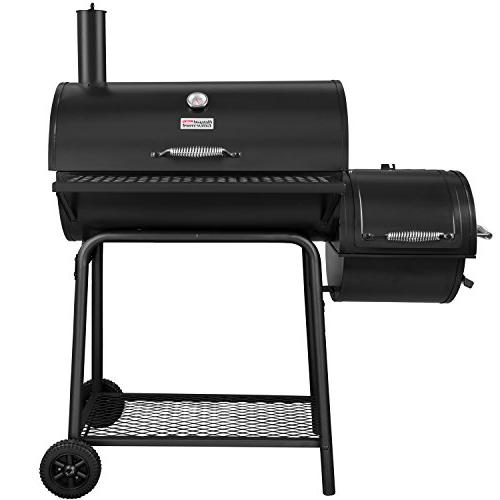 Royal Grill Offset 30'' L, New Paint Not
