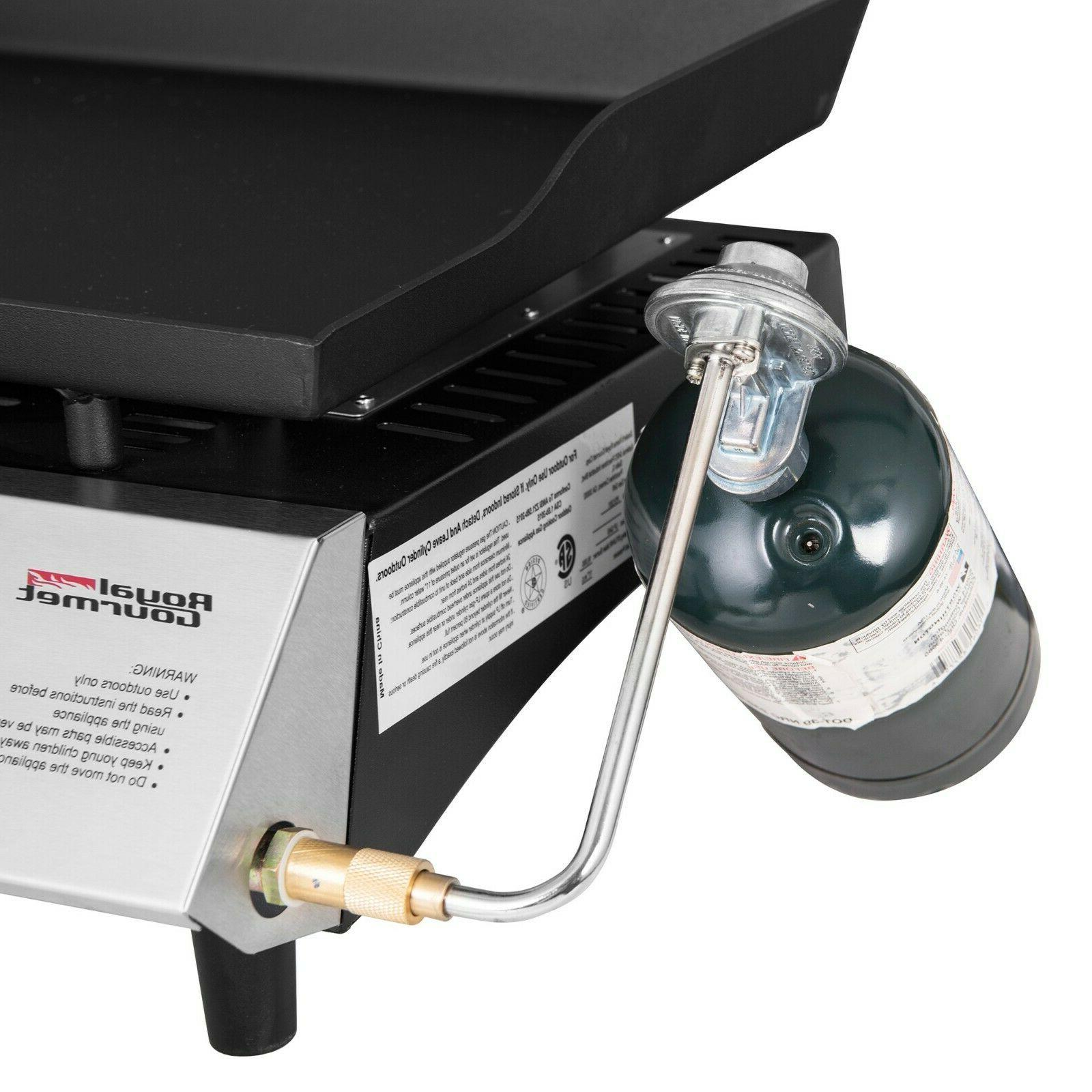 Royal Gourmet BBQ Gas Grill Tabletop PD1201