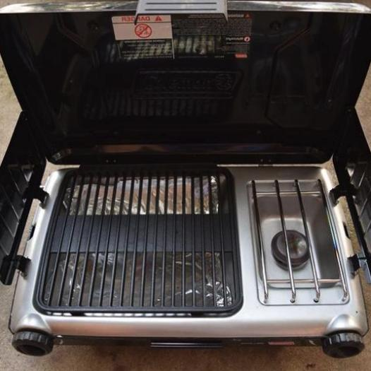 Coleman Propane Outdoor Cooking Camping 20,000