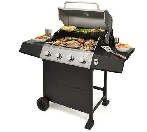 Cuisinart 7400 Gas Grill Burner Heavy Cooking