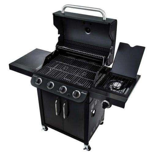 Char-Broil Performance Cabinet Liquid Propane Grill-