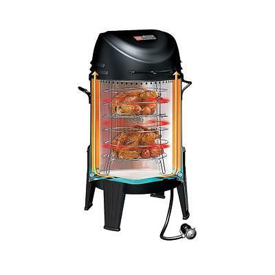 Char-Broil TRU-Infrared Smoker and Rib &