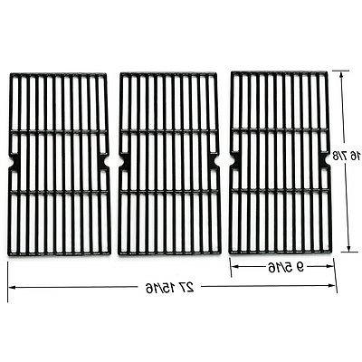 Hisencn Cast Iron Grill Cooking Grid Grate Replacement Parts