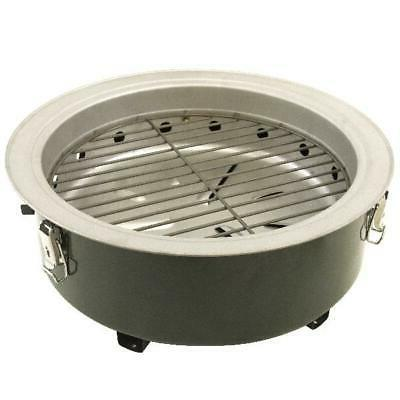 Charcoal Smoker BBQ Outdoor Vertical Portable