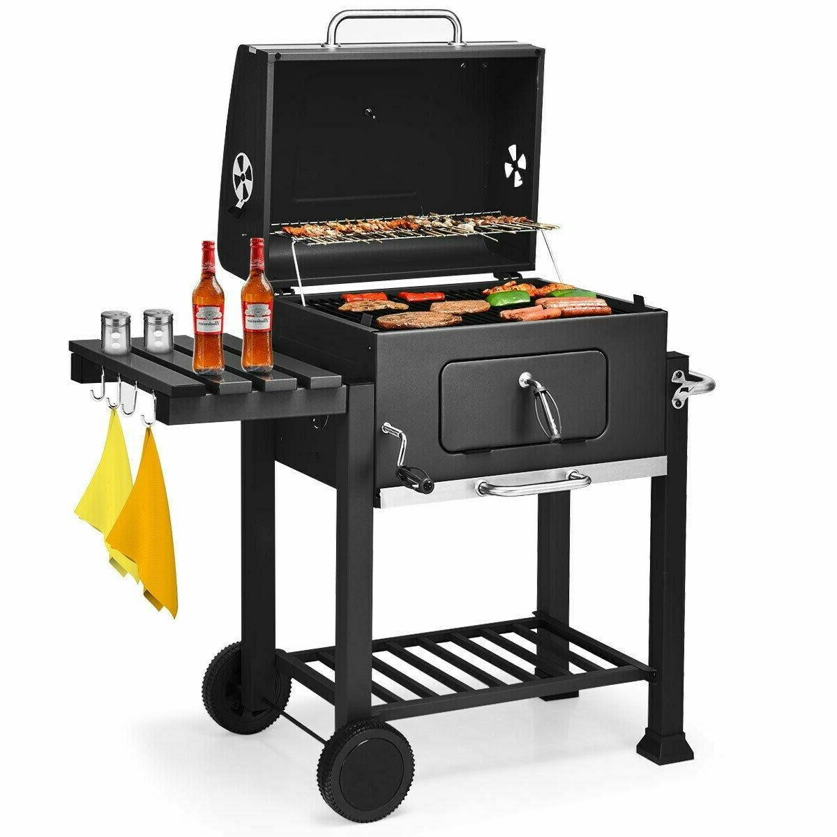 Costway BBQ Outdoor Backyard