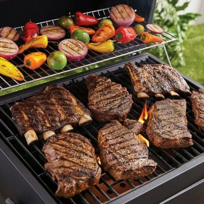 Charcoal Grill Cooking Barbecue Garden Heavy Duty