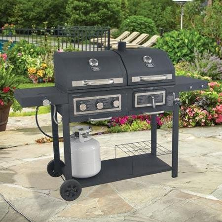 Durable Burger Gas/charcoal Plated Warming a Porcelain Plate,3-burner Grill Integrated and Also Handy Tool