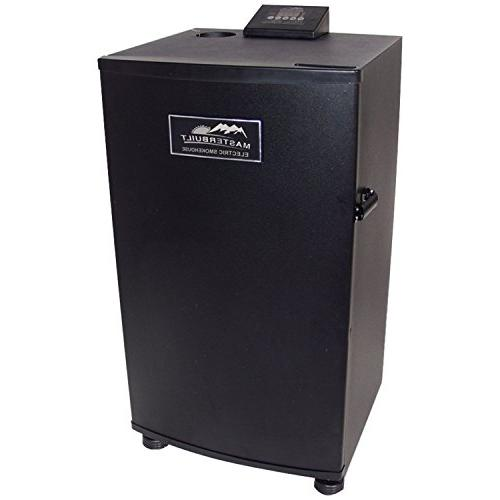 Masterbuilt Electric Digital Smokehouse 30 Black with Thermo