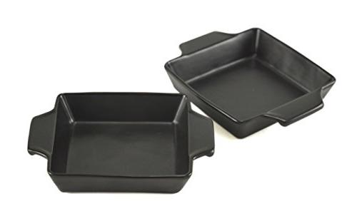 flame friendly ceramic bakers individually