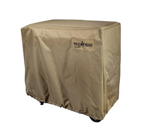flat grill patio cover