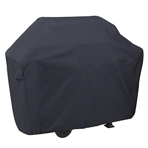 AmazonBasics Gas Grill Cover - Medium, Black