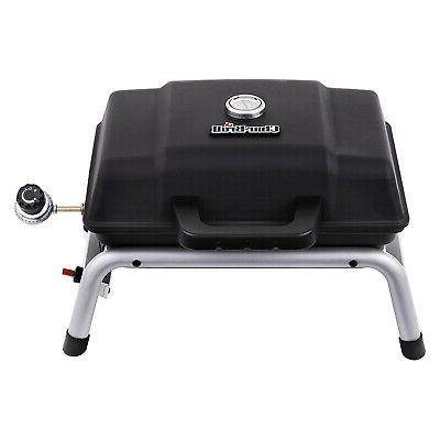 gas grill stainless steel portable for camping