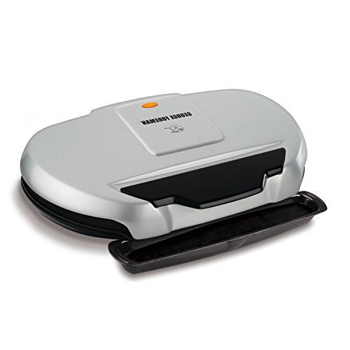 george foreman classic electric plate