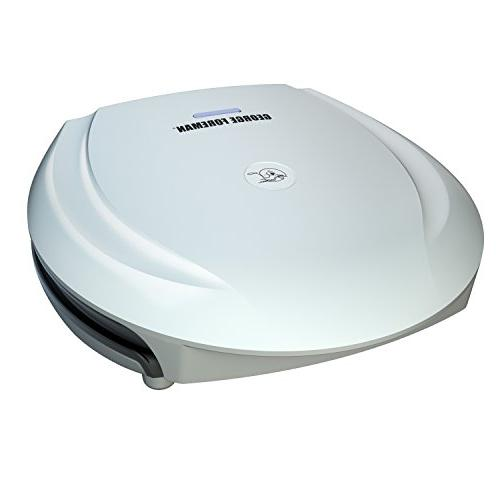 georgeforeman fixed plate gril