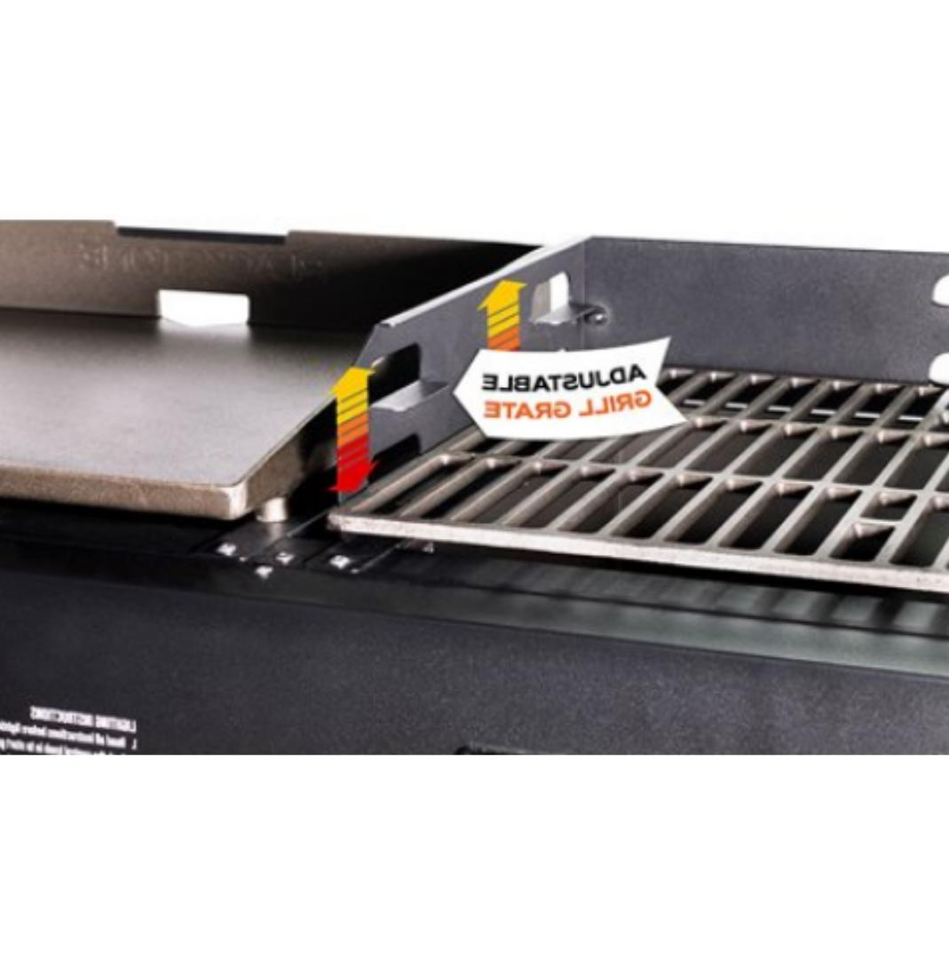 Grill BBQ Griddle Charcoal Blackstone Flat Gas Outdoor