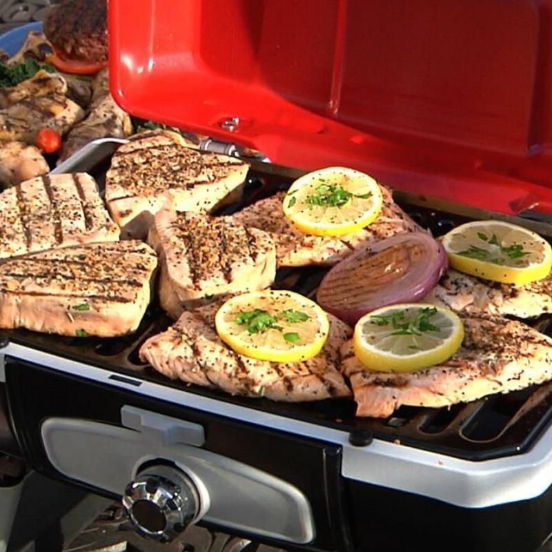 Grill For RV BBQ Portable