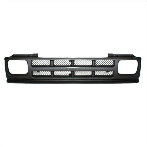 grill grille assembly front gloss black gm1200143