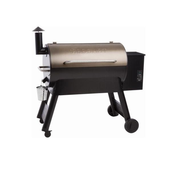 Traeger Grill Pro Series 34 BBQ Pellet Outdoor Cooking Porta