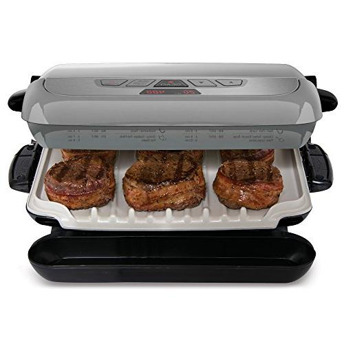George Foreman GRP4842P 5-Serving Multiplate