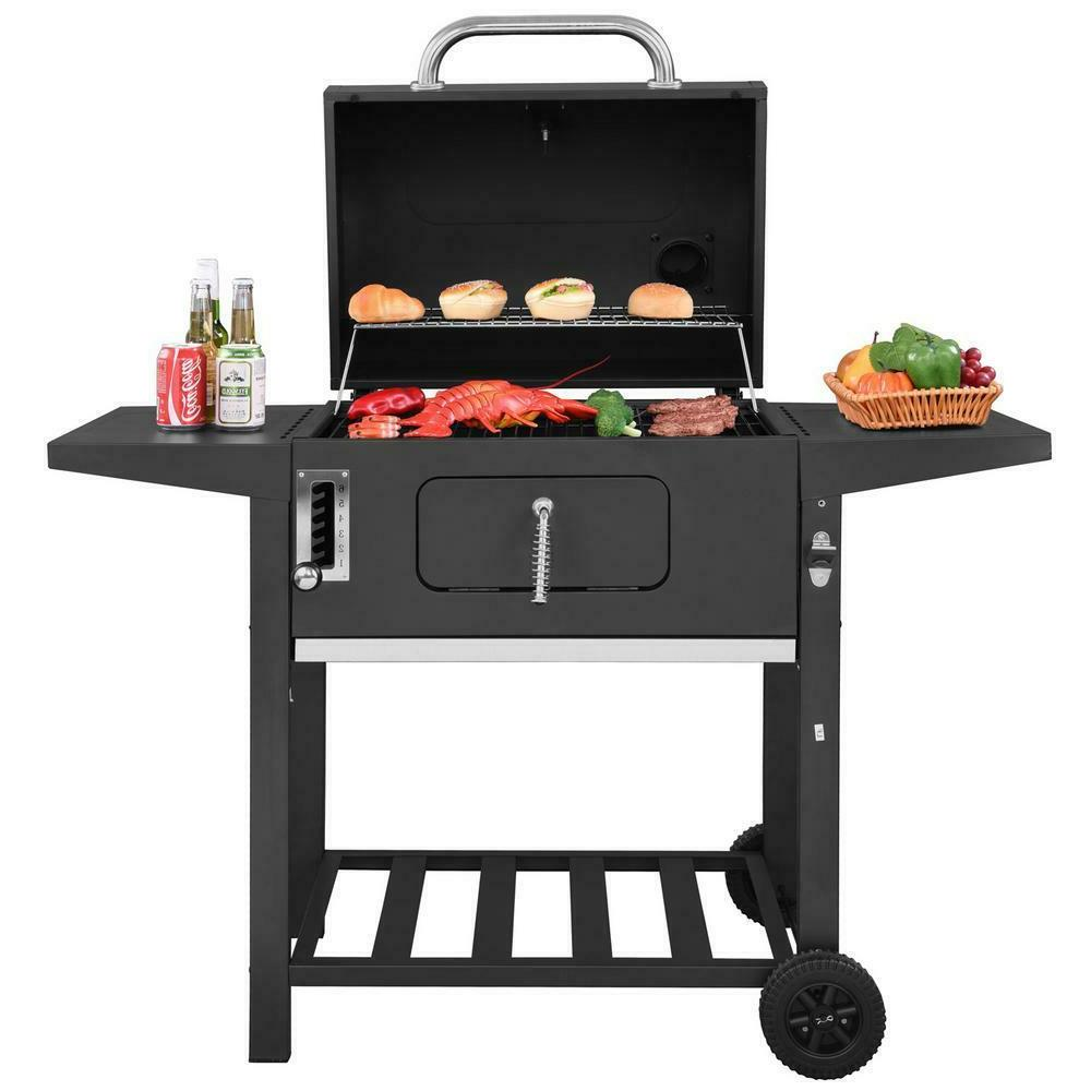 Large Side Vents Pan Control Cook Tables
