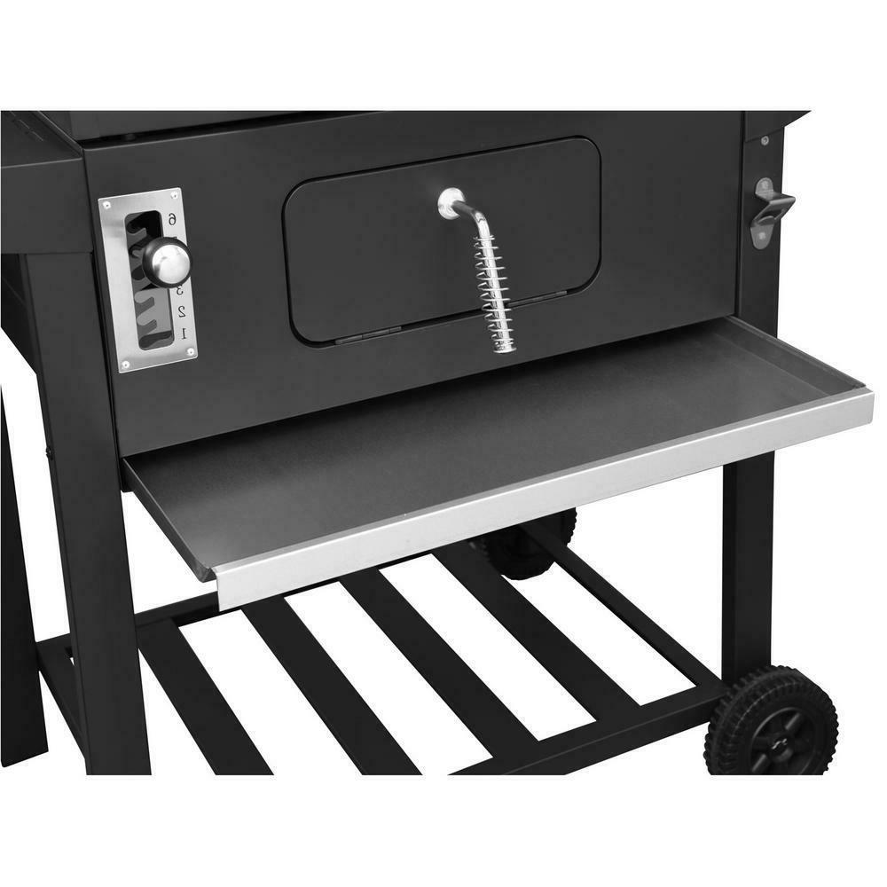 Large BBQ Grill Side Pan Cook