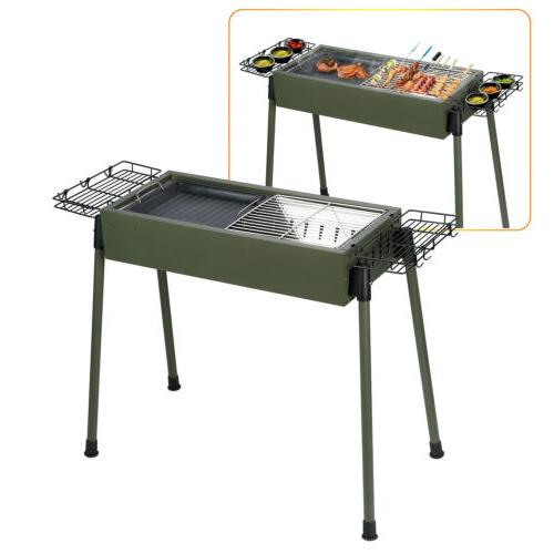 "30""BBQ Charcoal Stainless Steel Cooker"