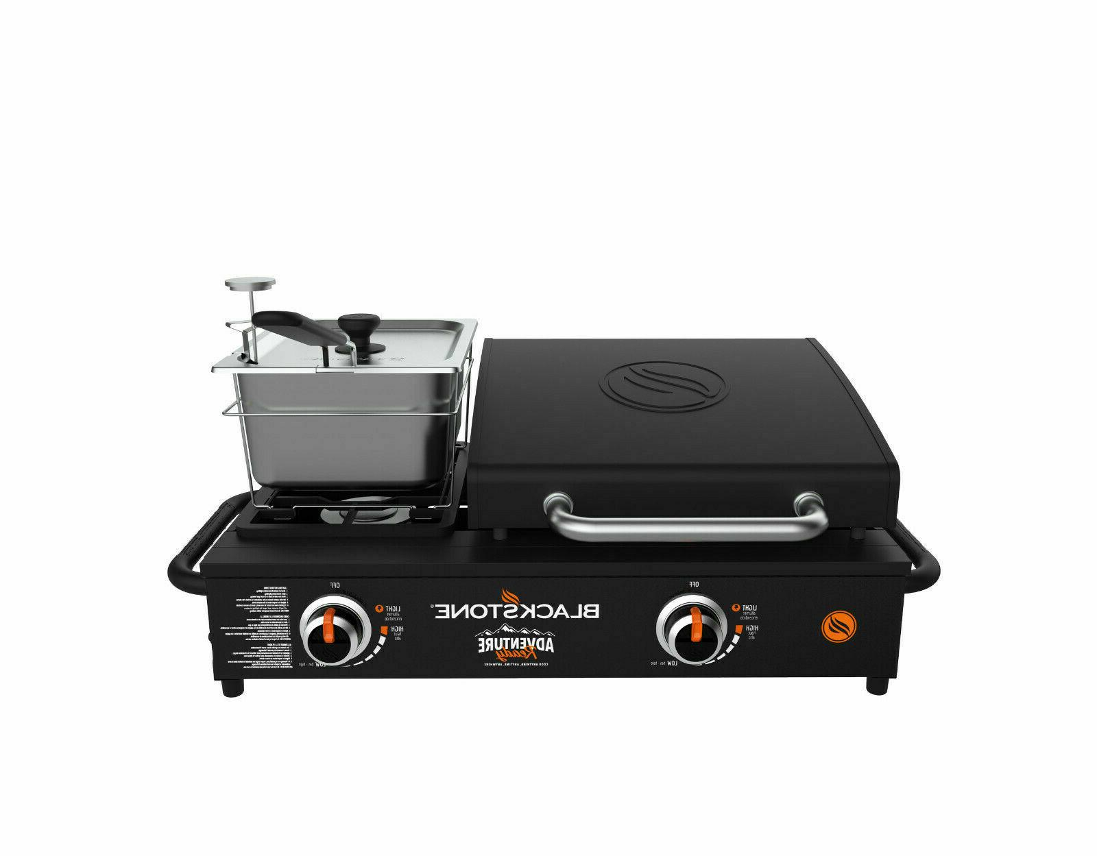 Large Cooking Top Tailgate