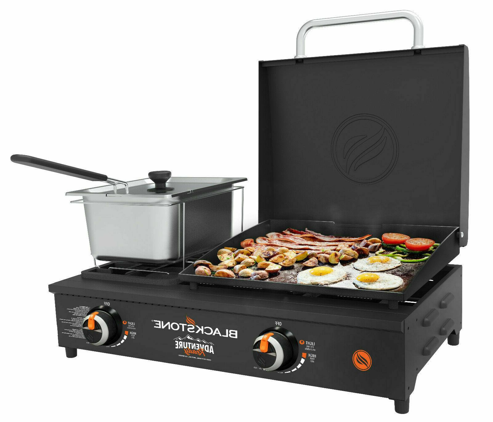 large portable grill tabletop cooking stovetop burner