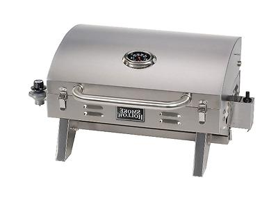 Gas Grill Steel Patio BBQ
