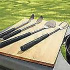 Mr. Bar-B-Q Stainless Steel Golf Club Style Grilling Tool Se