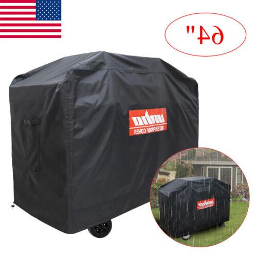 UNHO Premium Heavy Duty Waterproof BBQ Cover Gas Electric Ba