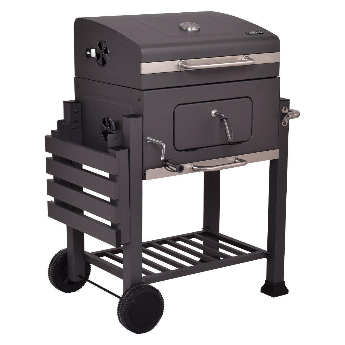 NEW BBQ Patio Cooking Wheels