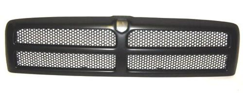 oe replacement dodge pickup grille assembly partslink