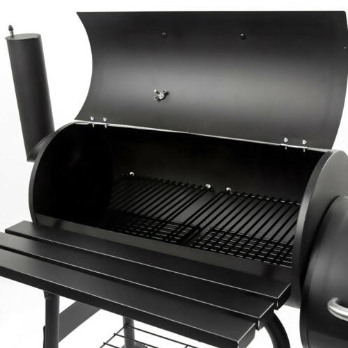 Outdoor Grill Charcoal Barbecue Backyard