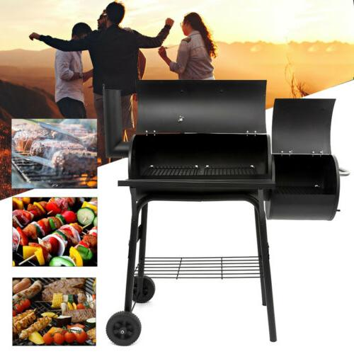 outdoor bbq grill charcoal barbecue pit patio