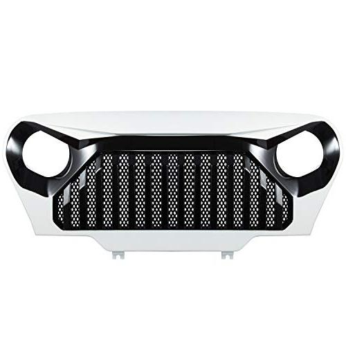 painted gladiator vader front grid grille cover