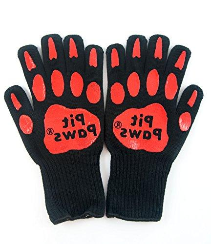pit paws bbq gloves pair