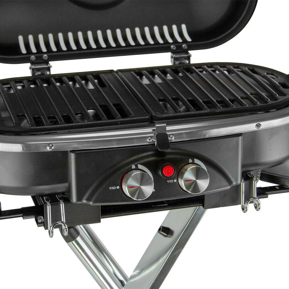 PORTABLE BBQ GRILL MATCHLESS FOR