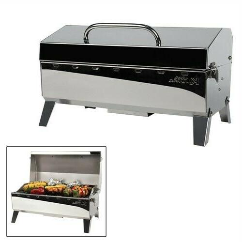 portable boat gas grill bbq mount accessories
