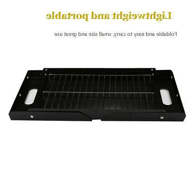 Portable BBQ Grill Outdoor Camping Cooker Bars