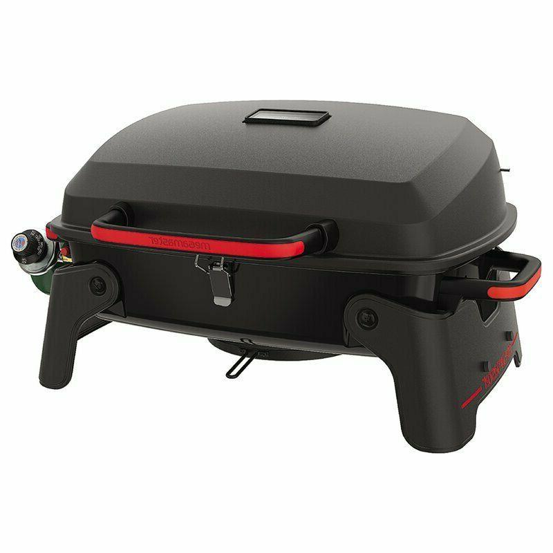 portable grill tabletop patio bbq tailgate camping