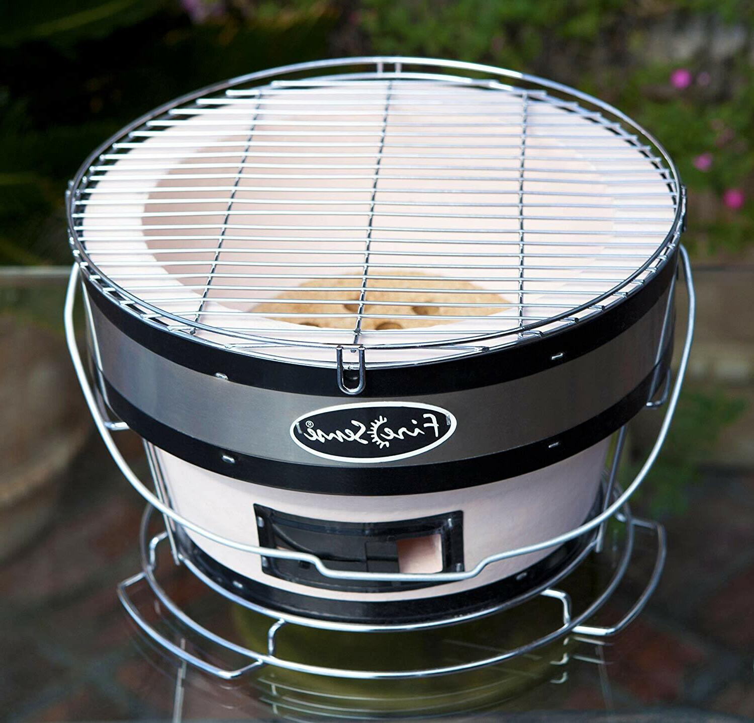 Portable BBQ Grill Japanese
