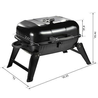 Portable Charcoal BBQ Camping Air Vent