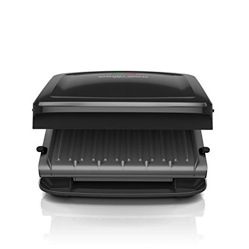 George Rapid Grill Series, 4-Serving Electric Indoor and Panini