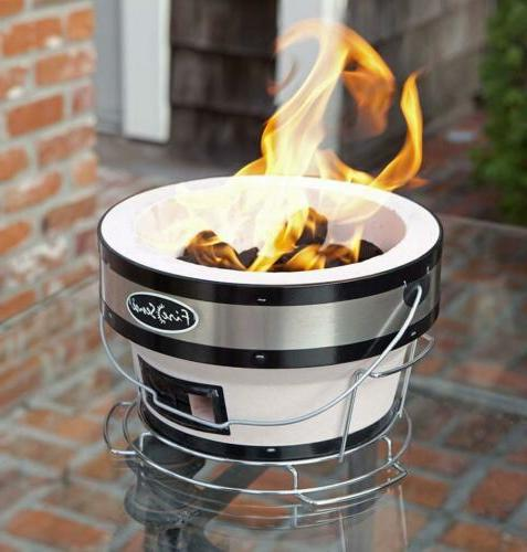 Fire Charcoal Grill