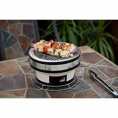 Fire Small Yakatori Charcoal Grill Great Cooking Camping Grilling
