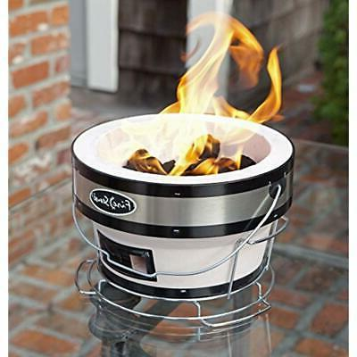 Fire Charcoal Grill For Cooking Camping Grilling